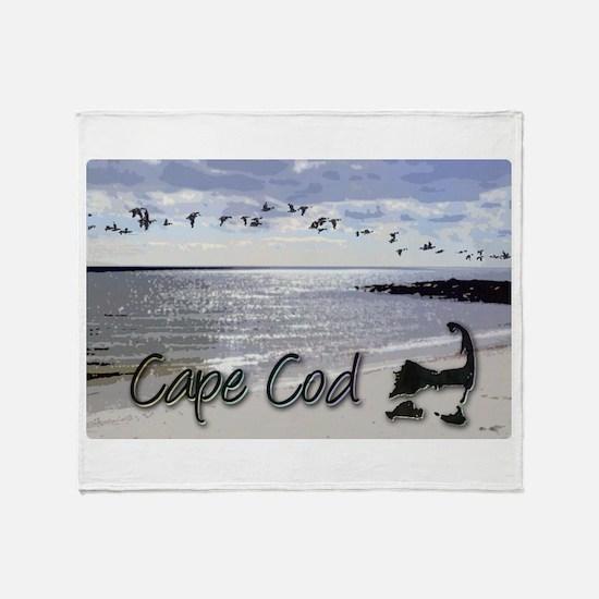 Unique Cape cod Throw Blanket