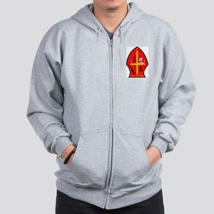 3rd Battalion - 8th Marines Zip Hoodie