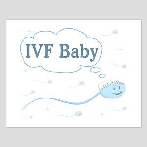 IVF Frozen Sperm Small Poster