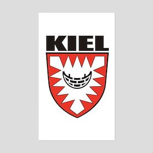 Kiel Sticker (Rectangle)