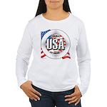 USA Original Women's Long Sleeve T-Shirt