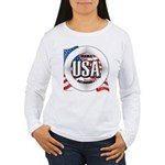 USA Original Women's Long Sleeve T-Shirt