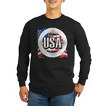 USA Original Long Sleeve Dark T-Shirt