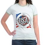 USA Original Jr. Ringer T-Shirt