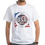 USA Original White T-Shirt