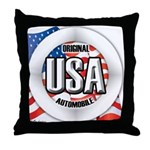 USA Original Throw Pillow