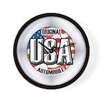 USA Original Wall Clock