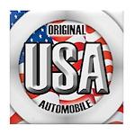 USA Original Tile Coaster