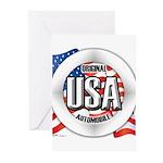 USA Original Greeting Cards (Pk of 20)