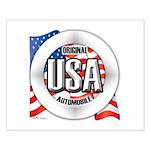 USA Original Small Poster