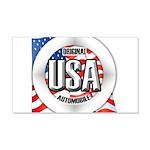USA Original 22x14 Wall Peel