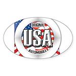 USA Original Sticker (Oval 10 pk)