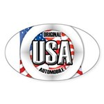 USA Original Sticker (Oval)