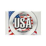 USA Original Rectangle Magnet