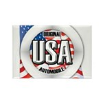 USA Original Rectangle Magnet