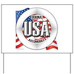 USA Original Yard Sign
