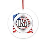 USA Original Ornament (Round)