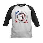 USA Original Kids Baseball Jersey