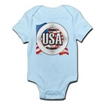 USA Original Infant Bodysuit