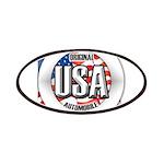 USA Original Patches