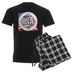 USA Original Men's Dark Pajamas