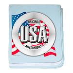 USA Original baby blanket