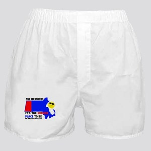 The Berkshires It's the summe Boxer Shorts