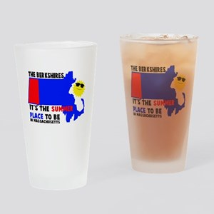 The Berkshires It's the summe Drinking Glass