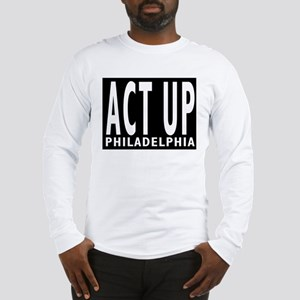 ACT UP Philly Long Sleeve T-Shirt