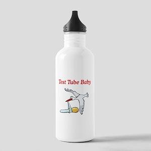 Test Tube Baby Stork Stainless Water Bottle 1.0L