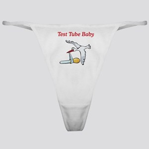 Test Tube Baby Stork Classic Thong