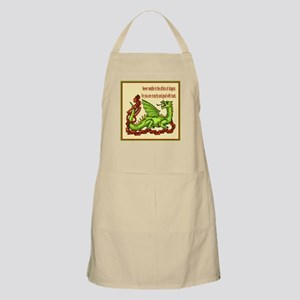 Dragons Apron