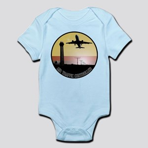 ATC: Air Traffic Control Tower & Plane Body Suit