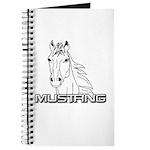 Mustang Horse txt Journal