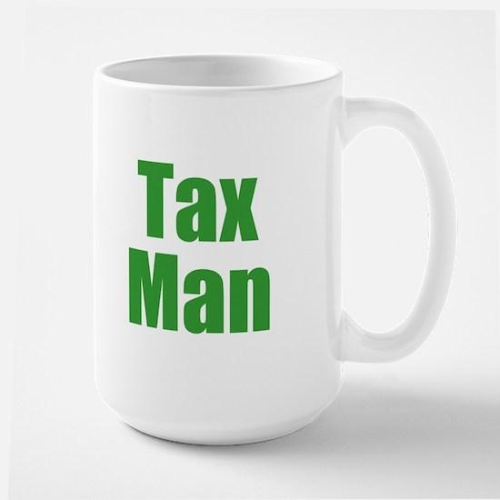 Tax Man Large Mug