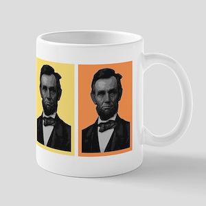 4 Score Lincolns Mug