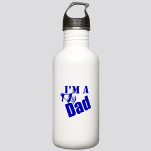 I'm A Dad Stainless Water Bottle 1.0L