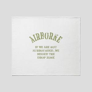 Airborne Throw Blanket