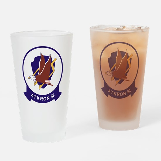VFA-82 Drinking Glass