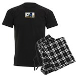 Albany Metro Mallers Men's Dark Pajamas