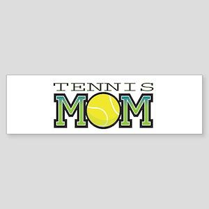 Tennis Mom Bumper Sticker