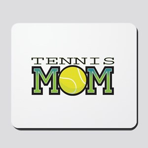 Tennis Mom Mousepad
