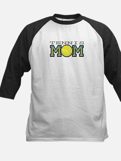 Tennis Mom Kids Baseball Jersey