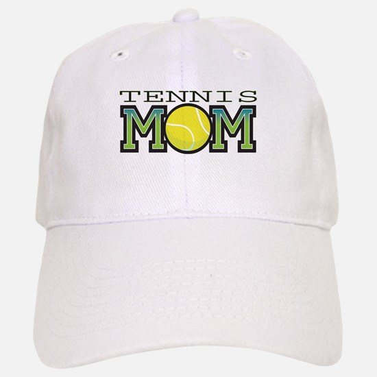 Tennis Mom Baseball Baseball Cap