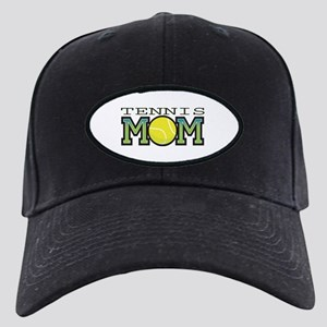 Tennis Mom Black Cap