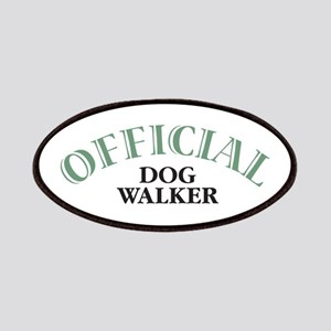 Dog Walker Patches