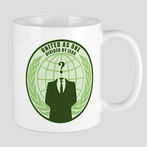 Anonymous Hackers Mug