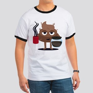 Coffee Ringer T