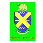 Clan Furey Postcards (Package of 8)