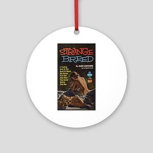 Strange Breed Ornament (Round)